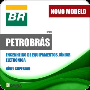 Apostila Petrobrás 2018 Engenheiro de Equipamentos Jr Eletrônica