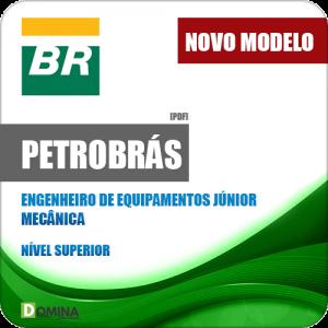Apostila Petrobrás 2018 Engenheiro de Equipamentos Jr Mecânica
