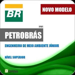 Apostila Petrobrás 2018 Engenheiro de Meio Ambiente Júnior