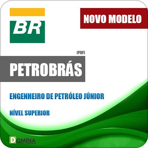 Apostila Petrobrás 2018 Engenheiro de Petróleo Júnior