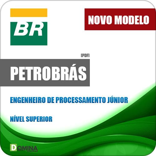 Apostila Petrobrás 2018 Engenheiro de Processamento Júnior