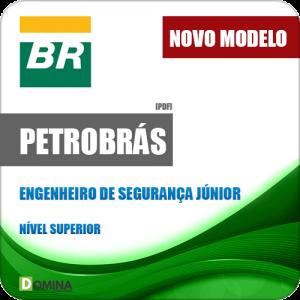 Apostila Petrobrás 2018 Engenheiro de Segurança Júnior