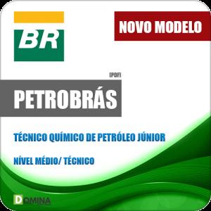 Apostila Petrobrás 2018 Técnico Químico de Petróleo Júnior