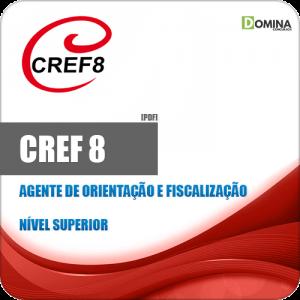 Apostila CREF 8 2018 Agente de Orientação e Fiscalização