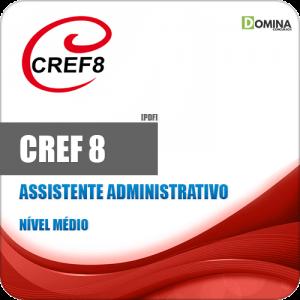 Apostila CREF 8 2018 Assistente Administrativo