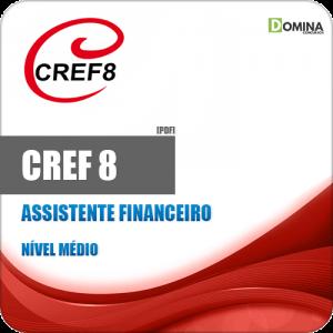 Apostila CREF 8 2018 Assistente Financeiro