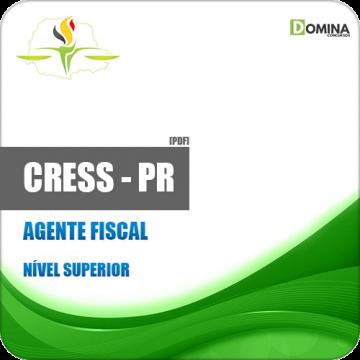 Apostila CRESS PR 2018 Agente Fiscal