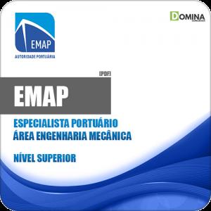 Apostila EMAP 2018 Especialista Portuário Engenharia Mecânica