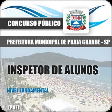 Apostila Pref Praia Grande 2018 Inspetor de Alunos