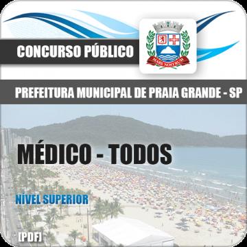 Apostila Pref Praia Grande 2018 Médico