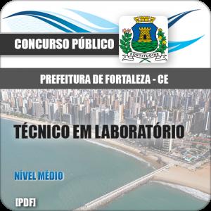 Apostila Fortaleza CE 2018 Técnico em Laboratório