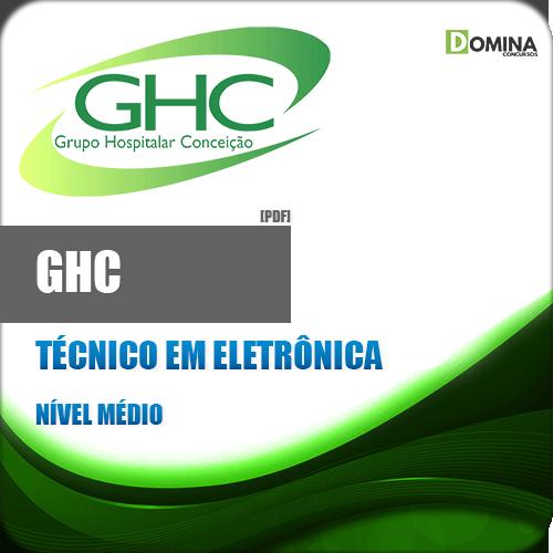 Apostila GHC RS 2018 Técnico em Eletrônica