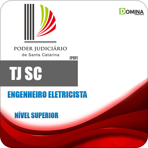 Apostila Concurso TJ SC 2018 Engenheiro Eletricista