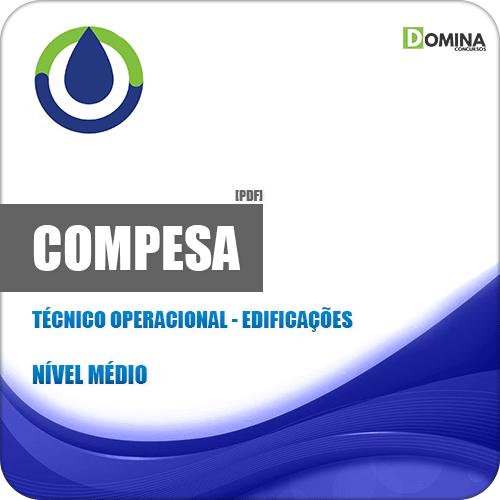 Apostila COMPESA PE 2018 TEC Operacional Edificações