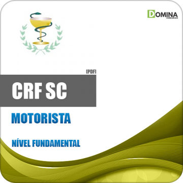 Apostila Concurso CRF SC 2018 Motorista