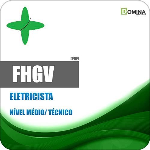 Apostila FHGV 2018 Eletricista