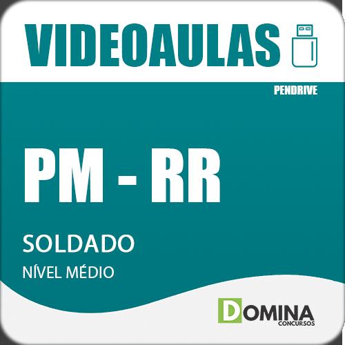 Curso Videoaulas PM RR 2018 Soldado