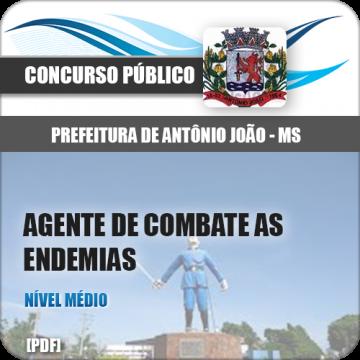 Apostila Antônio João MS 2018 Agt Combate Endemias
