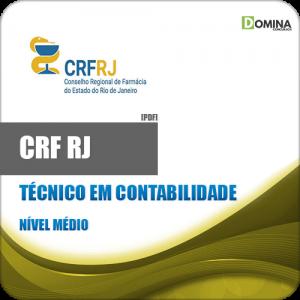 Apostila CRF RJ 2018 Técnico em Contabilidade