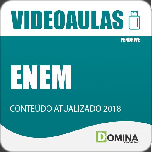 Curso Videoaulas ENEM 2018 Conteúdo Atualizado