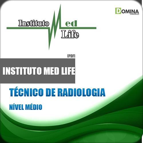 Apostila Instituto Med Life SP 2018 Técnico Radiologia