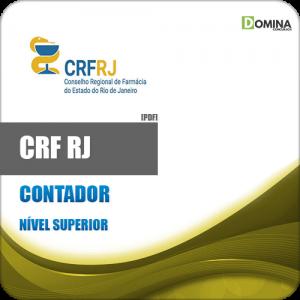 Apostila Concurso CRF RJ 2018 Contador