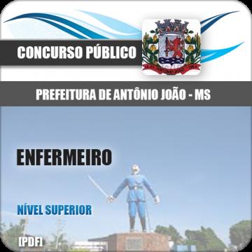 Apostila Antônio João MS 2018 Enfermeiro