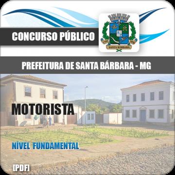 Apostila Santana do Matos RN 2018 Motorista