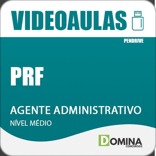 Curso Videoaulas Concurso PRF 2018 Agente Administrativo