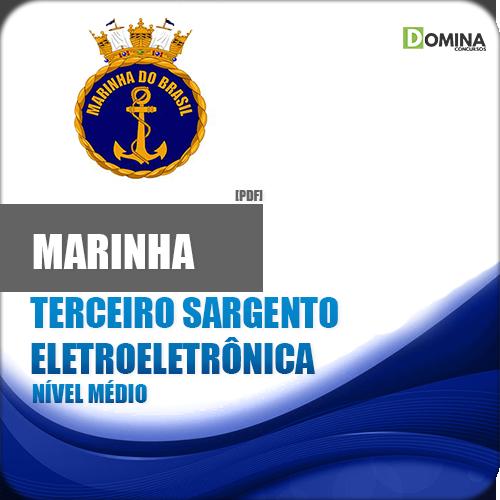 Apostila Marinha 2018 Terceiro Sargento Eletroeletrônica