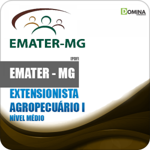 Apostila EMATER MG 2018 Extensionista Agropecuário I