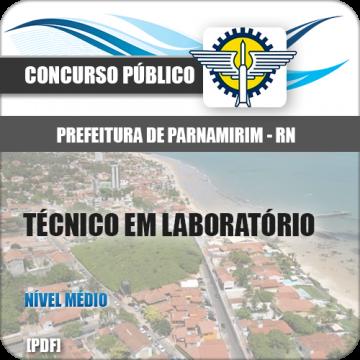 Apostila Parnamirim RN 2018 Técnico Laboratório