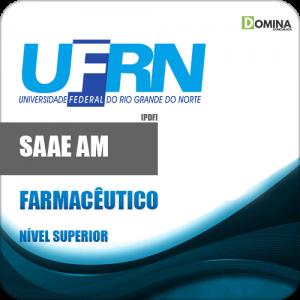 Apostila Concurso UFRN 2018 Farmacêutico