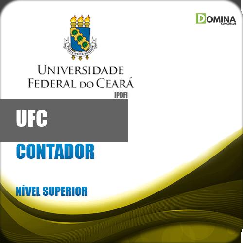Apostila Concurso UFC CE 2018 Contador