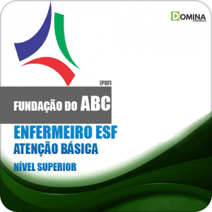 Apostila Fundação ABC SP 2018 Enfermeiro ESF