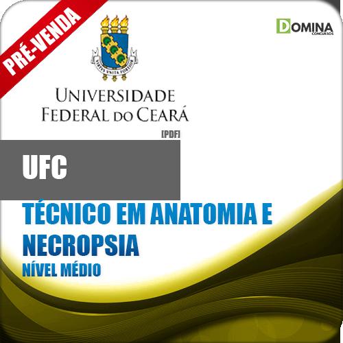 Apostila UFC CE 2018 Técnico Anatomia Necropsia