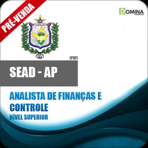Apostila SEAD AP 2018 Analista Finanças Controle