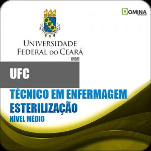 Apostila UFC CE 2018 Técnico Enfermagem Esterilização