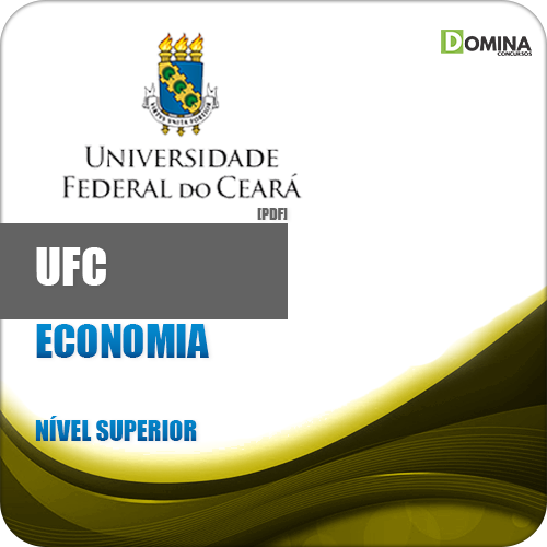 Apostila Concurso UFC CE 2018 Economia