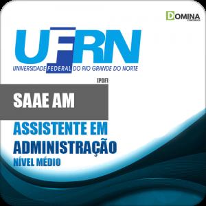 Apostila UFRN 2018 Assistente em Administração