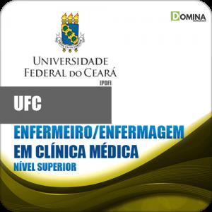 Apostila UFC CE 2018 Enfermeiro Clínica Médica