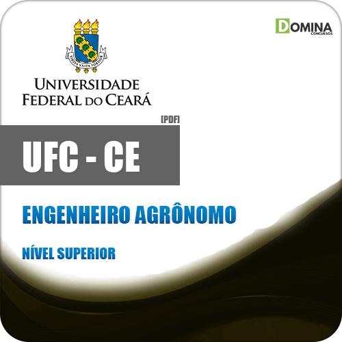 UFC CE 2018 Engenheiro Agrônomo