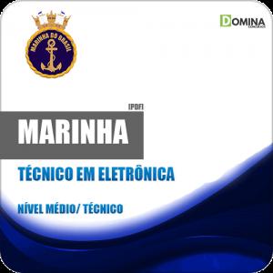 Apostila Marinha CP CAP 2018 Técnico em Eletrônica