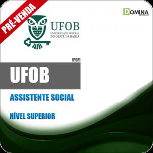 Apostila Concurso UFOB 2018 Cargo Assistente Social