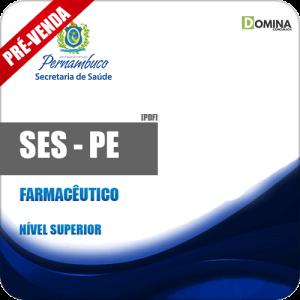 Apostila SES PE 2018 Farmacêutico