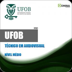 Apostila UFOB 2018 Técnico em Audiovisual