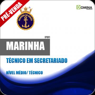Apostila Marinha CP CAP 2018 Técnico em Secretariado