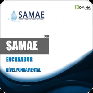Apostila SAMAE Governador Celso Ramos 2018 Encanador
