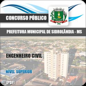 Apostila Pref Turmalina MG 2018 Engenheiro Civil