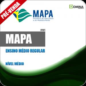 Apostila MAPA 2018 Estágio Ensino Médio Regular